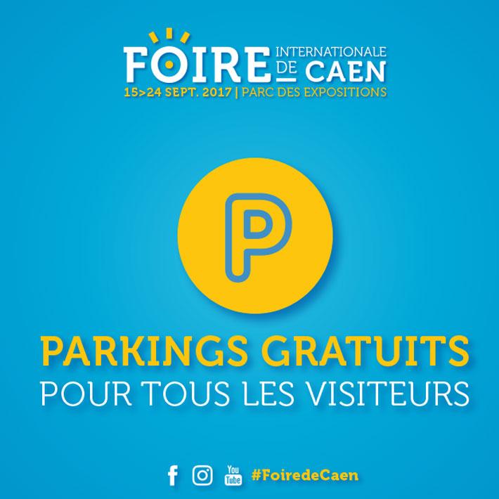 actu-parkings-gratuits-foire-internationale-de-caen-2017-710x710px